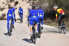 Team Quick-Step Floors 2017 / Training Camp / Illustration / Philippe GILBERT Training Camp Team QS (Bel)/ ©Tim De WaeleLC/Tim De Waele/Corbis via Getty Images)
