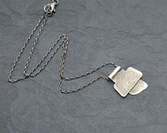 Handcrafted Jewellery by NtepiJewellery on Etsy Sterling Silver Cross, Hammered Silver, Oxidized Sterling Silver, Sterling Silver Pendants, Greek Jewelry, Men Necklace, Pendant Necklace, Bracelets For Men, Minimal Style