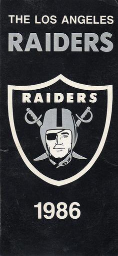 "Los Angeles Raiders NEVER WILL I SAY ""LA "" !!! OAKLAND RAIDERS ALL THE WAY!"