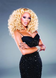 RuPaul Charles - Drag Queen, Singer, Actor