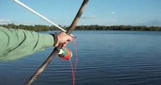 Cheap Bowfishing Reel: Make Your Own with a Soda Bottle- If you love #DIY projects and #bowfishing, we've got a project for you!