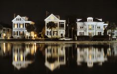 Mansions on the Battery, Charleston, SC