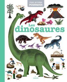 Dinosaures (Mes années pourquoi): Amazon.es: Pascale Hédelin, Benjamin Bécue, Didier Balicevic, Robert Barborini, Sylvie Bessard: Libros en idiomas extranjeros