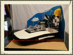 Functional Airboat cake