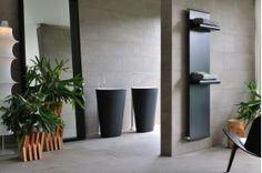 Caleido Rude | Heated Towel Rails | Towel Warmers | Hydronic Heating | Hydronic Radiators - HeaterWarehouse.com.au
