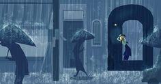 Summer rain [by PascalCampion.deviantart.com]