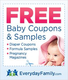 Free baby coupons
