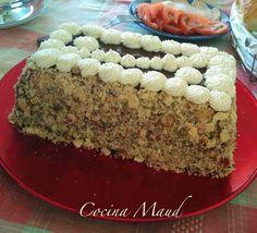 Cocina Maud: Torta Mil Hojas, versión Chilena