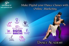 Promote Your Business or Dance Academy through Digital marketing