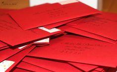 Gorgeous red envelopes!
