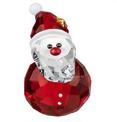 Rocking Santa by Swarovski - Pre-order