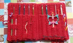 Estuche para crochets PEQUEÑAS GRANDES COSAS