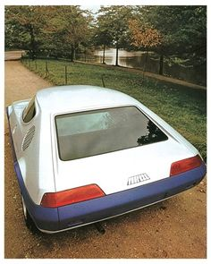 1973 NSU Trapeze by Bertone with Rotary Engine