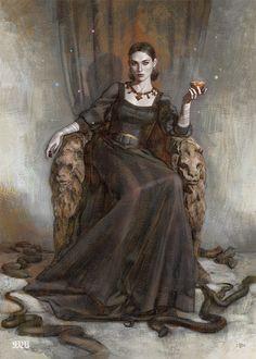 Dark Fantasy Art, Fantasy Artwork, Dark Art, Dnd Characters, Fantasy Characters, Female Characters, Character Concept, Character Art, Concept Art