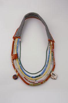 """collana della linea """"Memoriada"""" ricordi di Sardegna. realizzata a mano made in Sardinia"""