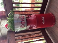 Bringing Life Back To An Old Milk Can!