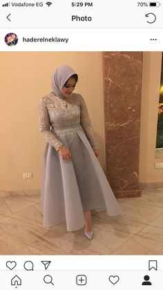 Hijab Prom Dress, Hijab Evening Dress, Hijab Style Dress, Modest Fashion Hijab, Hijab Wedding Dresses, Evening Dresses, Fashion Dresses, Simple Dresses, Cute Dresses
