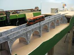 The Viaduct - Scalescenes Building Kits. - More Practical Help - Your Model Railway Club