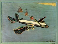 Prototype (1957) collage de Jacques Prévert