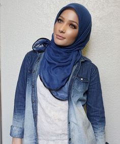 This Muslim Blogger Makes An Important Statement About Beauty #refinery29  http://www.refinery29.com/2015/12/99693/nura-afia-muslim-beauty-blogger