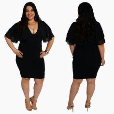 All Star Black Dress
