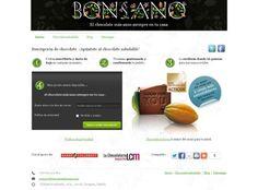 Chocolates Bonsano #Eurekas! Venta de chocolate saludable a través de suscripciones online