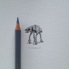 Artist Creates a Detailed Miniature Painting Every Single Day - My Modern Met