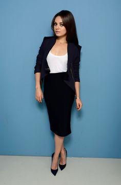 Mila Kunis dévastée de devoir laisser sa fille à la maison