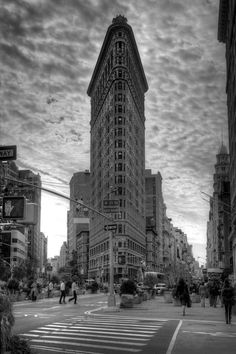 Flatiron Building (New York City) by Christopher Bliss is printed with premium inks for brilliant color and then hand-stretched over museum quality stretcher bars. 60-Day Money Back Guarantee AND Free Return Shipping.