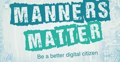 KnowtheNet has offered a great informational poster on Digital Citizenship!  There are great tips that can be used as a teaching tool/reminder for students.