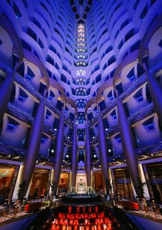 Burj Al Arab Dubai Arabic برج العرب Tower Of The Arabs Is A Luxury Hotel Located In United
