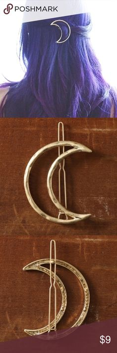 Spotted while shopping on Poshmark: Crescent Moon  Clip! #poshmark #fashion #shopping #style #Accessories