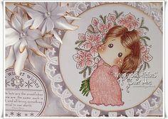 Suzi Mac Creations : Magnolia-licious DT White Cards