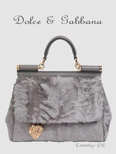 Emmy DE * Dolce & Gabbana #bag