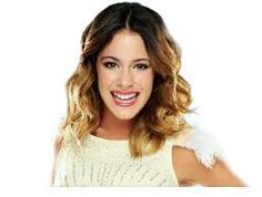 Tini stoessel martina stoessel e violetta castillo Violetta And Leon, Selena Gomez, Long Hair Styles, Beauty, Image, Look, Films, Stars, Google