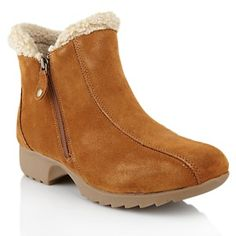 Sporto® Waterproof Ankle Boot at HSN.com.