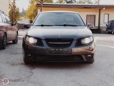 #SAAB 9-5 Aero Stage 3 #MapTun with new front bumper from Riga Sent in by Eduards Terjohins www.steadysaabin.com #SteadySaabin ...