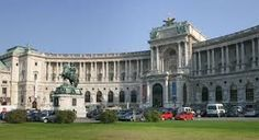 Self-guided walk and walking tour in Vienna: Hofburg Sights Walking Tour, Vienna, Austria. Get offline map and tour route using our GPSmyCity self-guided walking tours app for your mobile device. Tourist Places, Places To Travel, Places To Visit, Travel Destinations, Holiday Destinations, Palaces, Palacio Imperial, Spanish Riding School, Vienna State Opera