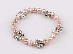 7-8mm natural purple pearl bracelet aypearl.com