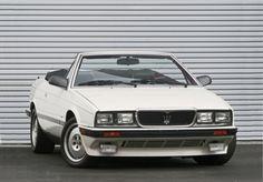 Lost Cars of the 1980s – Maserati Biturbo