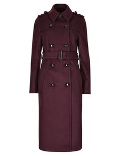 Jennifer Lawrence steps out in a maroon coat for Joy movie event in London | Daily Mail Online
