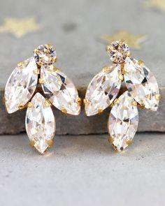 Check out this item in my Etsy shop https://www.etsy.com/il-en/listing/262881344/bridal-crystal-earringsswarovski-bridal