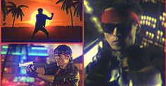 Cop movies of the 1980s aren't known for understated acting and nuanced storytelling. They're brash action films packed with sports cars, bad haircuts and questionable references to Chinese martial arts. Director David Sandberg has taken to Kickstarter to fund the ultimate '80s action parody, a full-length film he's titled Kung Fury.