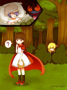 IB Little Red Riding Hood by ani12