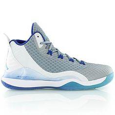 Jordan Basketball Schuhe Super Fly 3 Po Weiss KICKZ