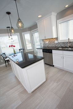 Kitchen remodel in Sioux Falls, SD. Designed by Today's Starmark ...