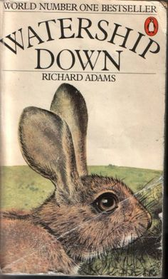 When my mum returned from the UK many years ago, she brought back plenty of books. One of the books was Richard Adams' Watership Down. Warrior Cats, Watership Down Book, Love Book, This Book, Richard And Adam, Books To Read, My Books, Book Challenge, Book Authors