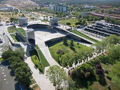 MTM arquitectos   Edificio de Servicios de la UAM   Madrid; España   2007-2012