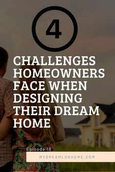 Ready to dive into designing your dream log home floor plan! We cover 4 common challenges homeowners face when preparing for design or coming to a design meeting with their own ideas. Some are actually funny, and they are ALL useful. You won't want to miss this episode! #dreamhomedesign #loghome #customhomedesignideas Dream Home Design, House Design, Log Home Floor Plans, Log Home Designs, Log Cabin Homes, Design Consultant, Custom Homes, Helpful Hints, Challenges