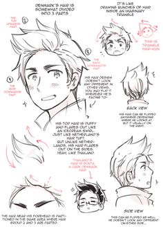 Denmark's Hair by ROSEL-D.deviantart.com on @deviantART